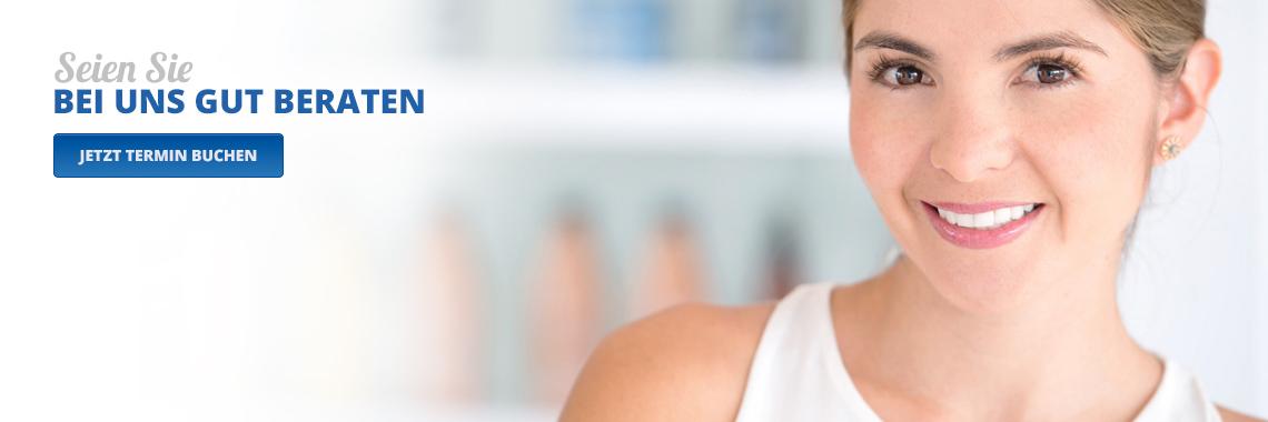 Besuchen Sie unser Kosmetik-Studio